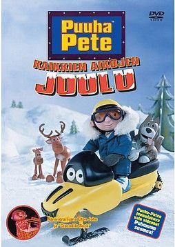 Puuha-Pete - Kaikkien aikojen joulu DVD