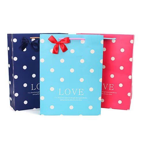 custom printing paper bags wholesale - Gift Paper bags & shopping bags                                                                                                                                                                                 More