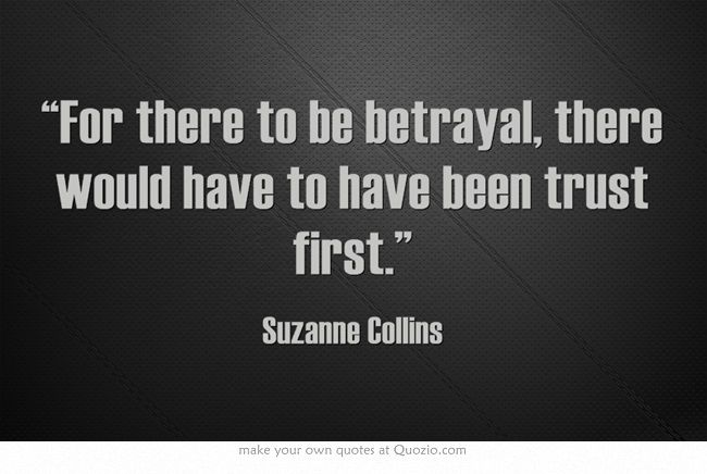 Betrayal Quotes For Facebook: Quotes About Loyalty And Betrayal. QuotesGram