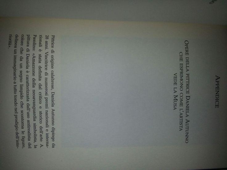 La pagina di appendice