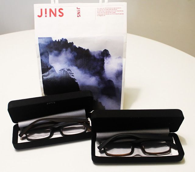 How to Purchase Japanese Affordable Eyeglasses at JINS - New Year's Japan Travel Day 3   It has grown on me!