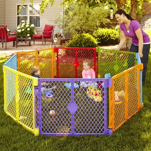 Best Baby Gate Superyard play yard review
