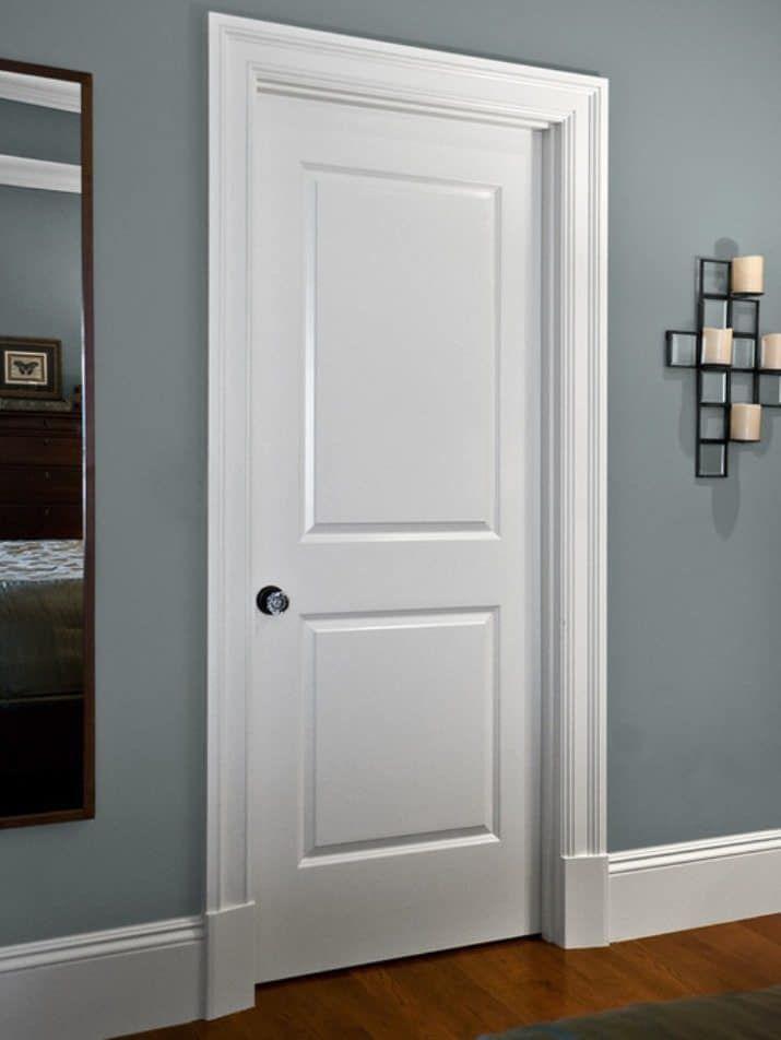House Doors With Trims Interior Door Trim House Doors Doors Interior Modern