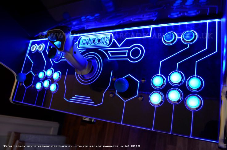 neon arcade machine - Google Search
