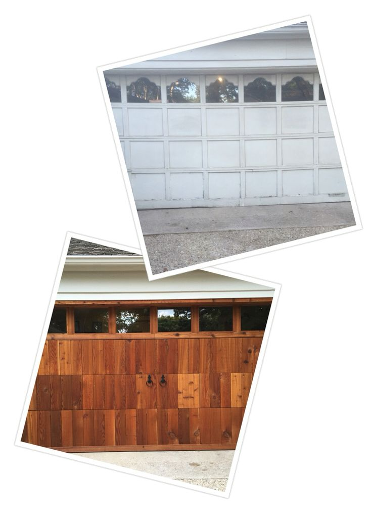 170 Best Garage Door Makeovers Images On Pinterest Carriage Doors
