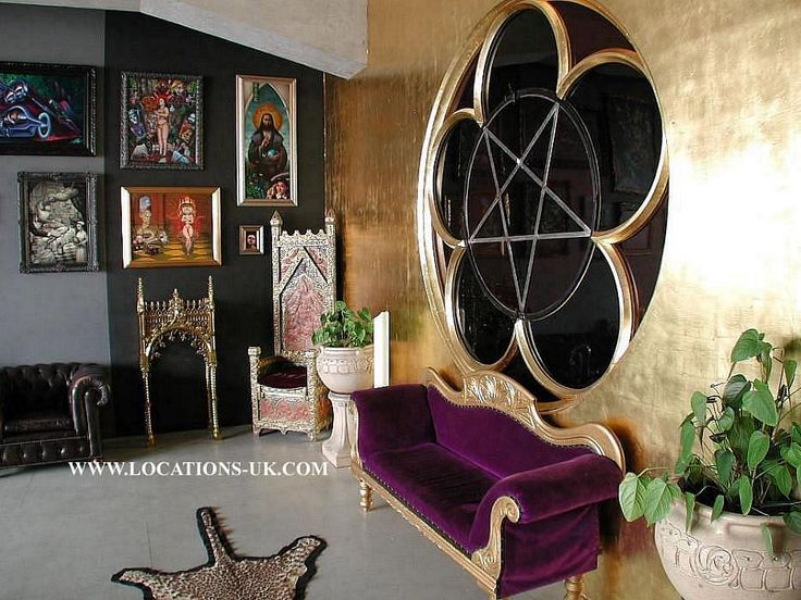 12 best Gothic Decor images on Pinterest  East london