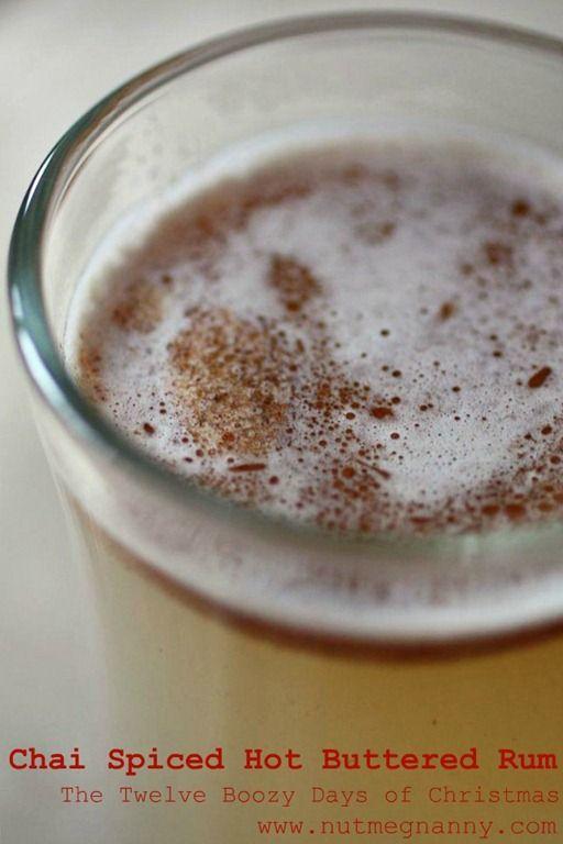 Hot Buttered Chai Recipe — Dishmaps