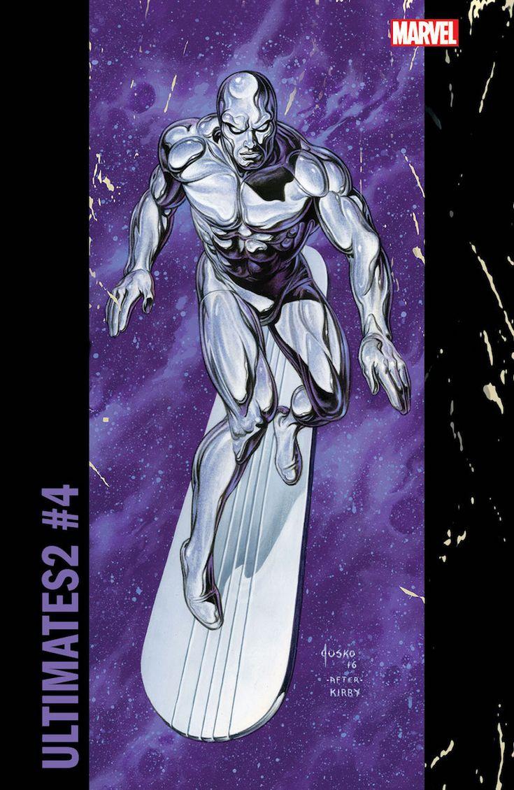 Ultimates2 #4 (Joe Jusko Cornerbox Variant)