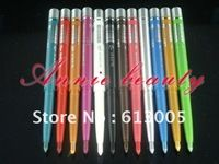 12 PC / porción caliente de la venta de maquillaje delineador y sombra de ojos 2 en 1 1,2 g 12 diffents colores ENVÍO GRATIS