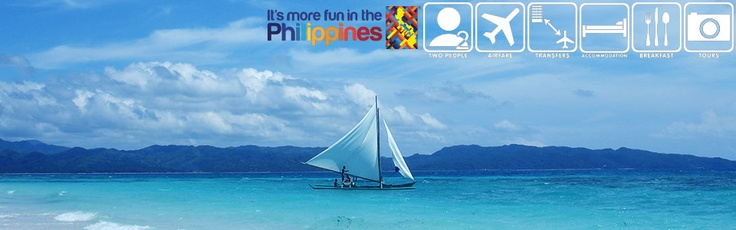 3 Days / 2 Nights at Boracay 3 Days / 2 Nights Accommodation, Breakfasts, Roundtrip Airfare, Tours and more at Boracay Island! #boracay #traveldeals #philippinebeaches #hotdeals #bestbeachexperience