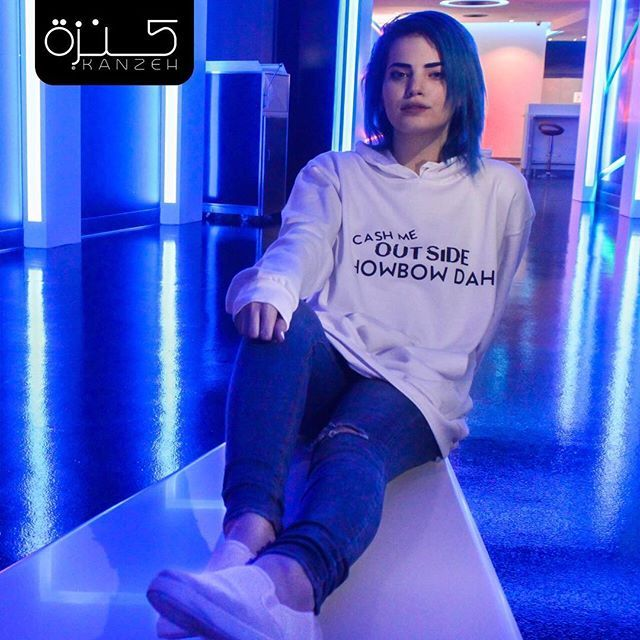 Take it outside😉 #cashmeoutsidehowboutdat Order through our website www.kanzeh.net #Dubai #Sharjah #Fashion #tshirts #jackets #hoodies #tank_tops #Design #Senior_jackets #varsity_jackets #kanzeh #continuum_trading #fitness #gym_wear #smart_casual #classy #casual #fitwear #summer #summercollection