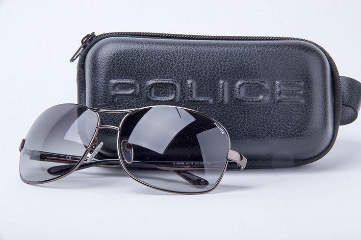 Police Sunglasses Polarized Glasses #Police #Oval