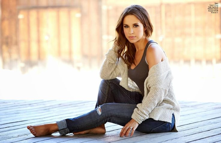 Lacey Chabert for Bridget Marie Magazine, May 2014.