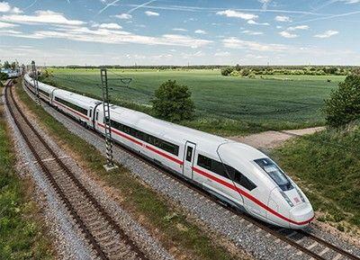 Pin von SamJulian auf Deutsche Bahn AG Eisenbahn