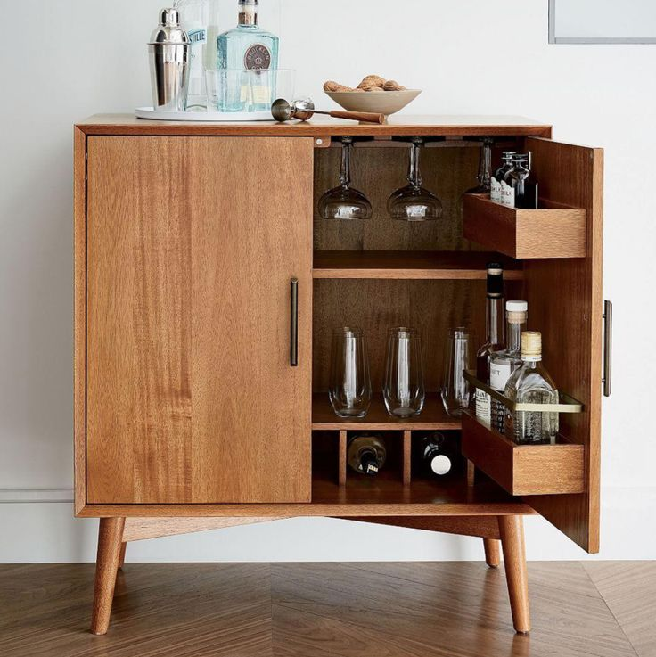 2695 best furniture images on pinterest for Mini coffee bar