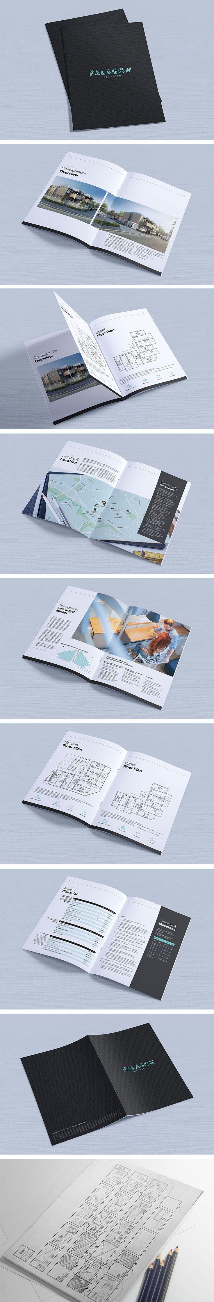Property Brochure Design  |  Real Estate, Marketing & Investment |  Palagon Maddington Residence  |  Valhalla Creative Design, Perth
