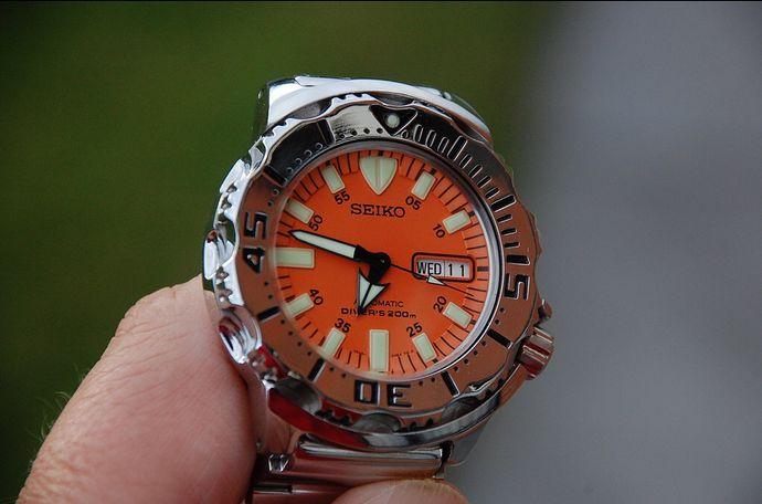 Het grote Seiko Monster (mini) topic - Algemene Horlogepraat - Horlogeforum.nl - het forum voor liefhebbers van horloges
