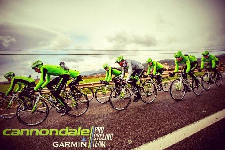 Team CANNONDALE Garmin║PRO CYCLING
