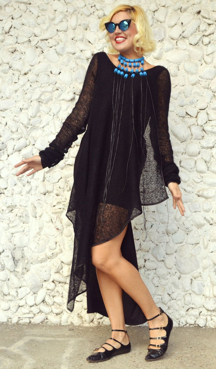 Just launched! Asymmetric Tunic Dress / Black Tunic / Black Asymmetrical Tunic /Tunic Dress / Asymmetric Tunic Top TDK21 https://www.etsy.com/listing/173951766/asymmetric-tunic-dress-black-tunic-black?utm_campaign=crowdfire&utm_content=crowdfire&utm_medium=social&utm_source=pinterest