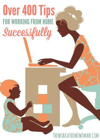 Working from home has many positive attributes, but it also comes with its own set of unique challenges – especially during the summer time when school is out. If you need help filtering out distractions, staying on task, and managing the kids, here are 400+ tips to make your home office successful! via The Work at Home Woman