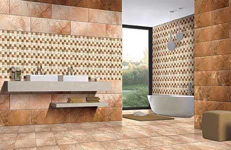 Ceramic bathroom tiles kajaria tiles bathroom decor for Bathroom designs kajaria