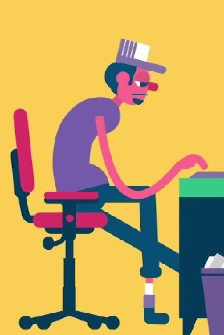 How To Improve Posture: Sitting And Standing Correctly Can Reduce Health Problems And Poor Wellbeing