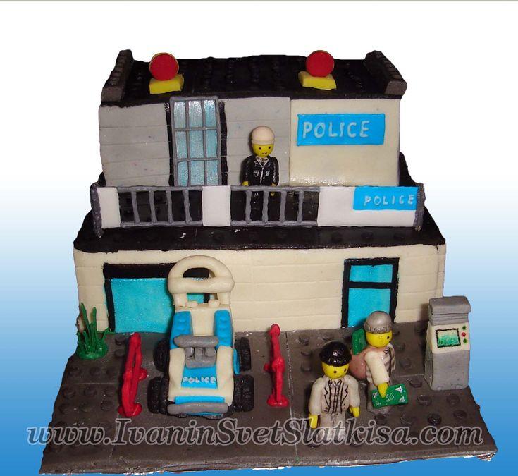 lego+city+cake | Lego city police