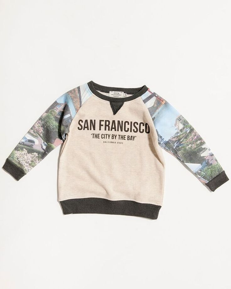 Ouch Clothing - San Francisco Sweat