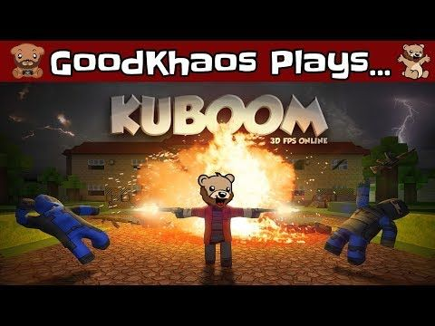 GoodKhaos here, brining you another review of a terrible game, this time we're in #KUBOOM.   A #crossplatform hurricane #3d #fps #gaming #indiegame #letsplay #goodkhaos #firstexperience #supportsmallyoutubers #youtube #friendlyfriends #greatstart #gaming🎮 #gamer #badgames #review https://youtube.com/watch?v=I85Qc5M_pjQ
