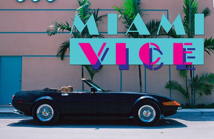 """Authentic """"Miami Vice"""" Ferrari Daytona replica found -"""