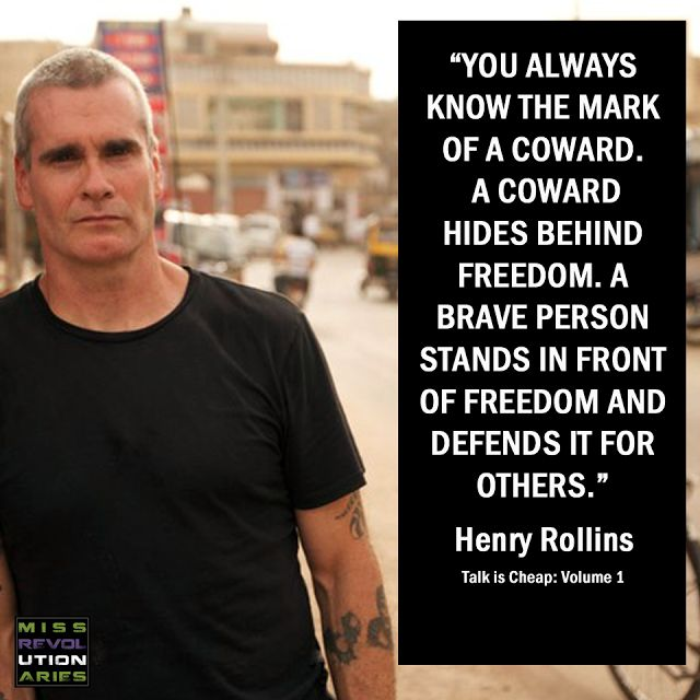 Cowardice is at the heart of so much that is wrong with Western society, and we're encouraged to be cowards. So much better to have courage and behave bravely!