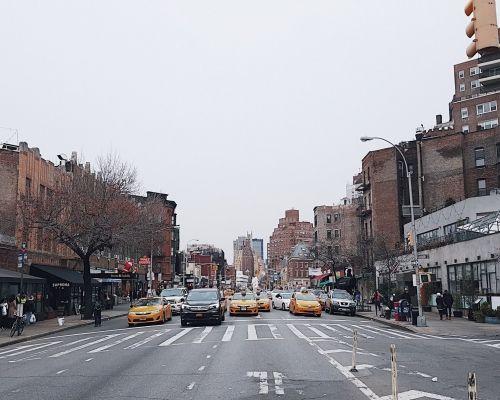 USA, Nowy Jork, Greenwich Village