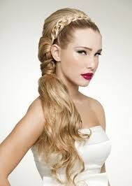 egyptian hairstyles for prom - Google Search
