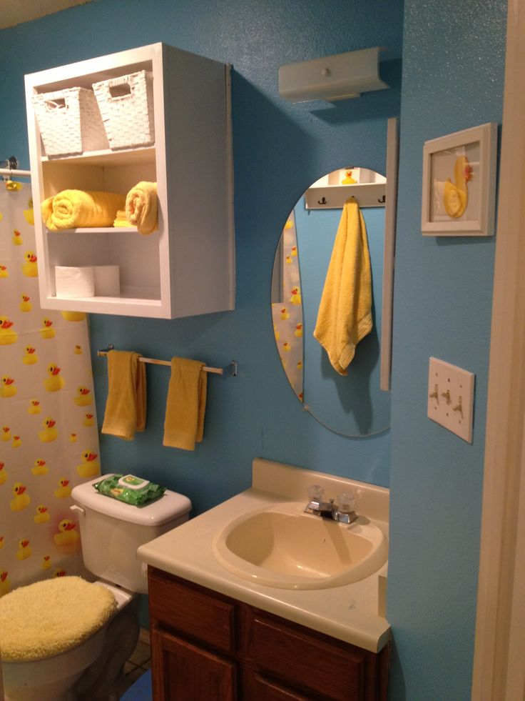 Duck Bathroom Decor Ideas : Best images about rubber ducky bathroom on