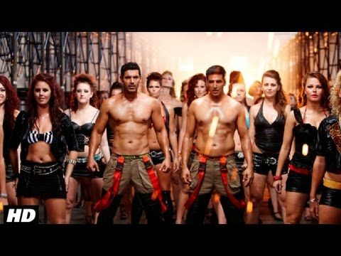 """Make Some Noise For Desi Boyz"" Title Song 