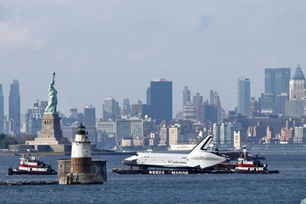 Bye bye Shuttle and Thanks!!!