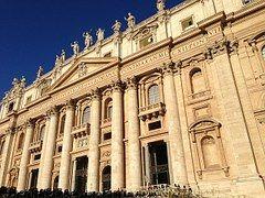 Basílica De St Peters, Italia, Roma