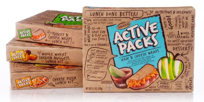 I love this packaging! I would have loved to take these to lunch as a kid. Maybe even now.
