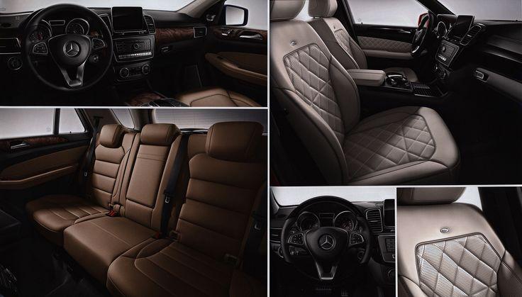 https://flic.kr/p/NnxbCS | Mercedes-Benz GLE Sport Utility Vehicle; 2015_4