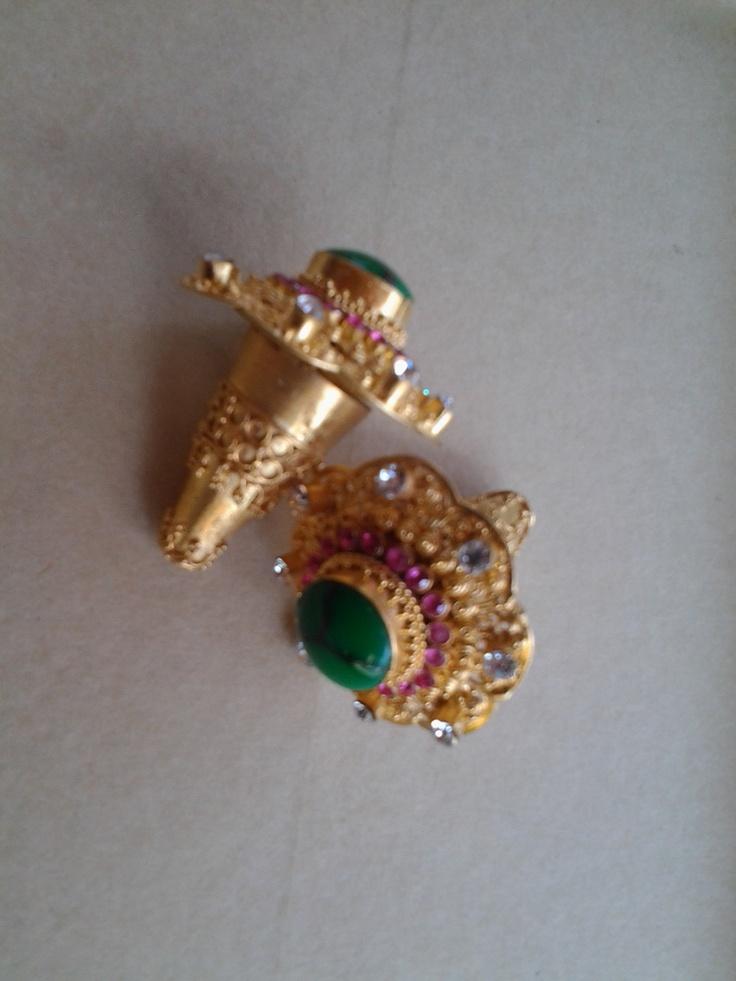 Subeng - #Balinese earring for #Wedding