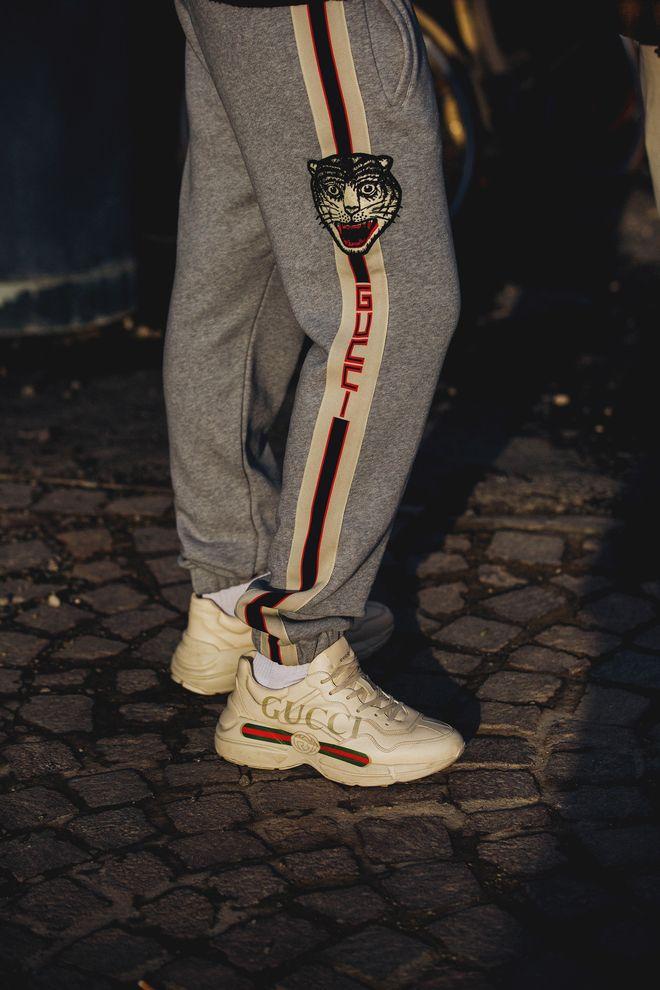 561fc872b0f Street style à la Fashion Week homme automne-hiver 2018-2019 au Pitti Uomo  à Florence