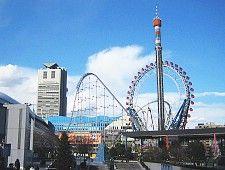 Tokyo Travel: Tokyo Dome City