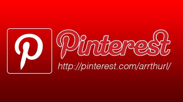 Pinterest Bar. Design by ArthurL