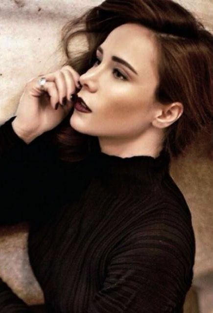Burçin Terzioğlu - Marie Claire Magazine Pictorial [Turkey] (November 2013)