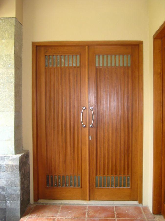 65 Model Pintu Rumah Minimalis | Desainrumahnya.com ...