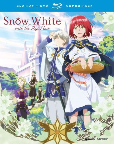 Snow White with the Red Hair: Season One [Blu-ray] [4 Discs]