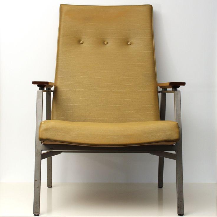 Gebr. Van der Stroom Avanti fauteuil  http://www.lifestylewonen.nl/tweedehands-meubels/