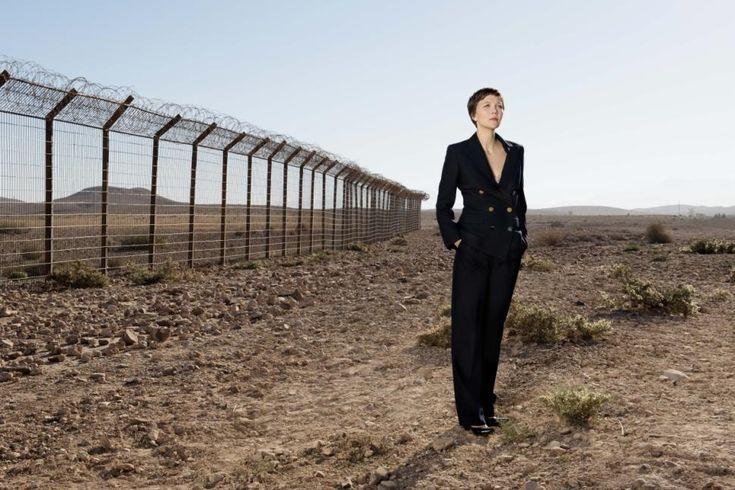 The Honorable Woman - Maggie Gyllenhaal, Katherine Parkinson, Stephen Rea, Janet McTeer, Andrew Buchan, Tobias Menzies and Lindsay Duncan
