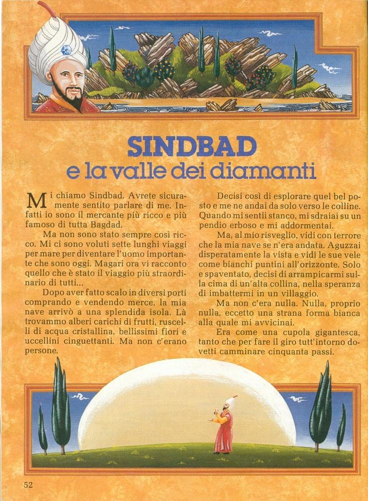 Sinbad e la valle dei diamanti - Raccontastorie.