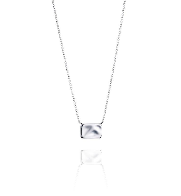 Moonwalk Necklace - Silver - Necklaces - Efva Attling